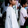 Schoolgirl from Hong Kong